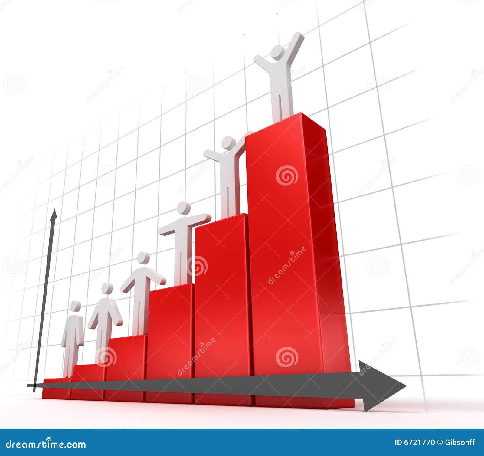 3d Diagram Stock Photo Image 6721770