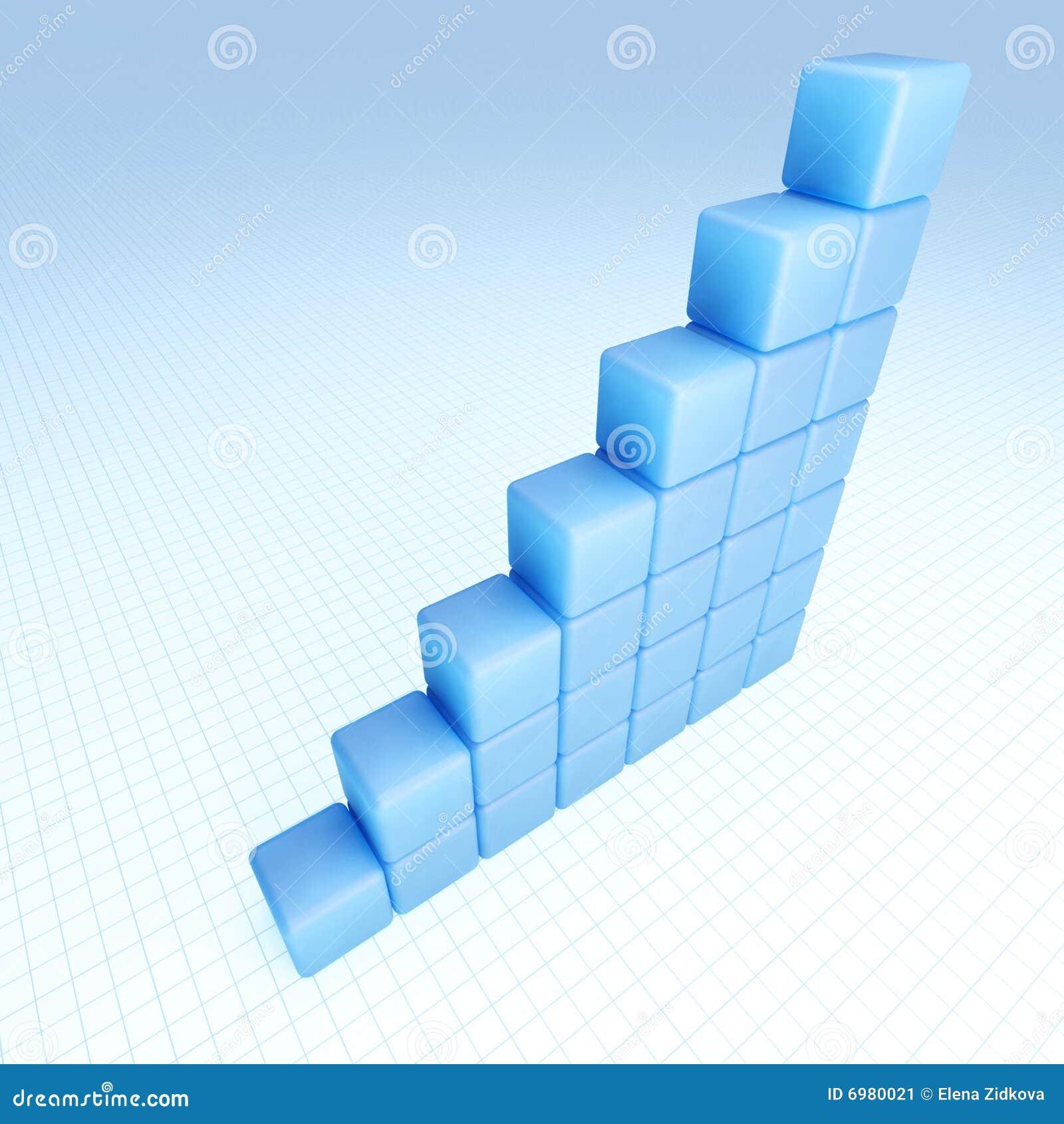 3d Diagram Stock Image Image 6980021