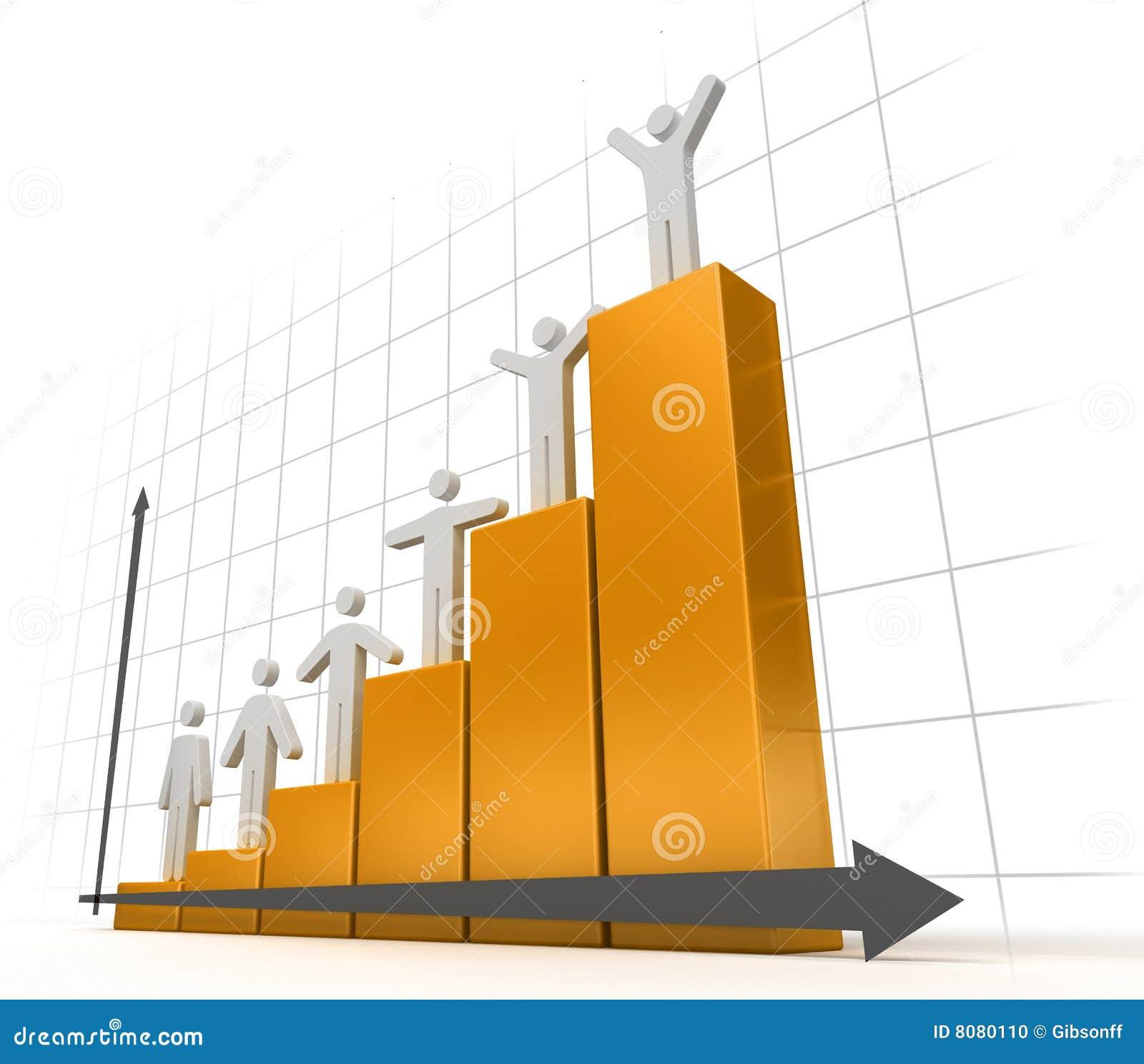 3d Diagram Stock Photo Image 8080110