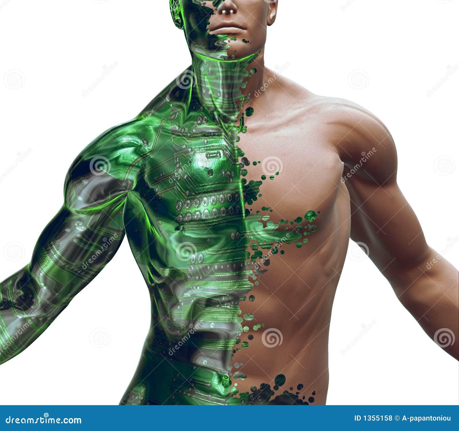 3D Digital Bionic Mischling
