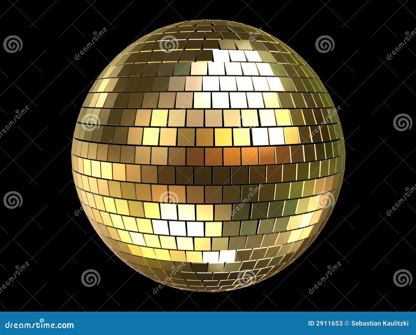 3d Disco Ball Stock Photos Image 2911653