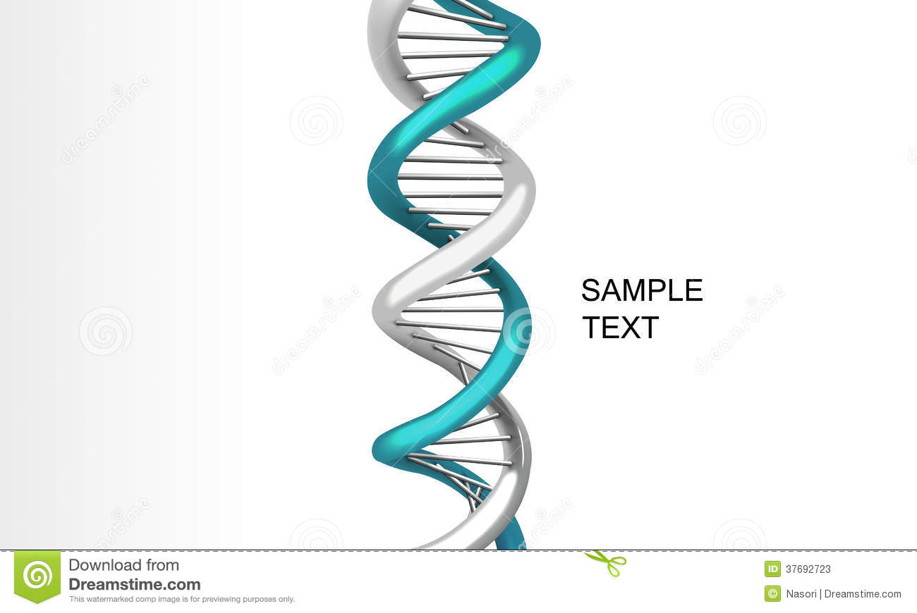 3d dna structure model on white stock vector illustration of tech 3d dna structure model on white ccuart Image collections