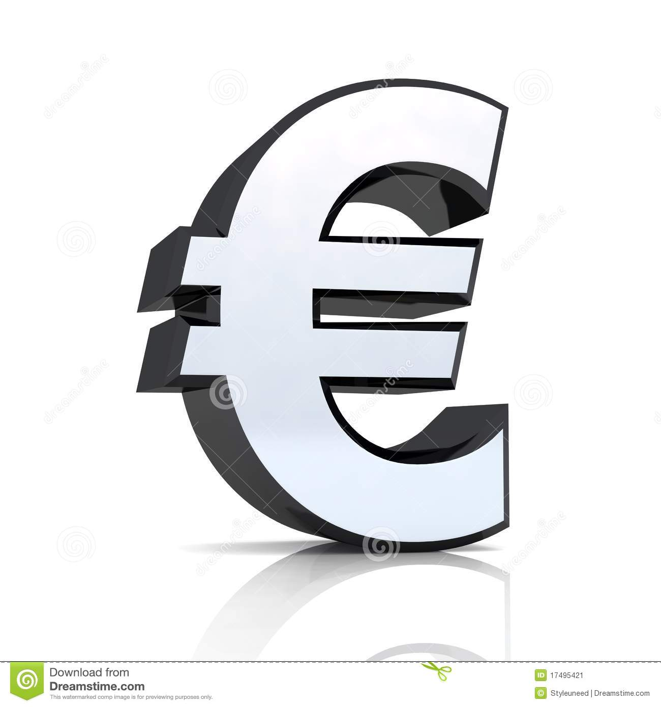 Euro symbol before or after number choice image symbol and sign 3d euro symbol silver black stock illustration illustration of 3d euro symbol silver black buycottarizona biocorpaavc