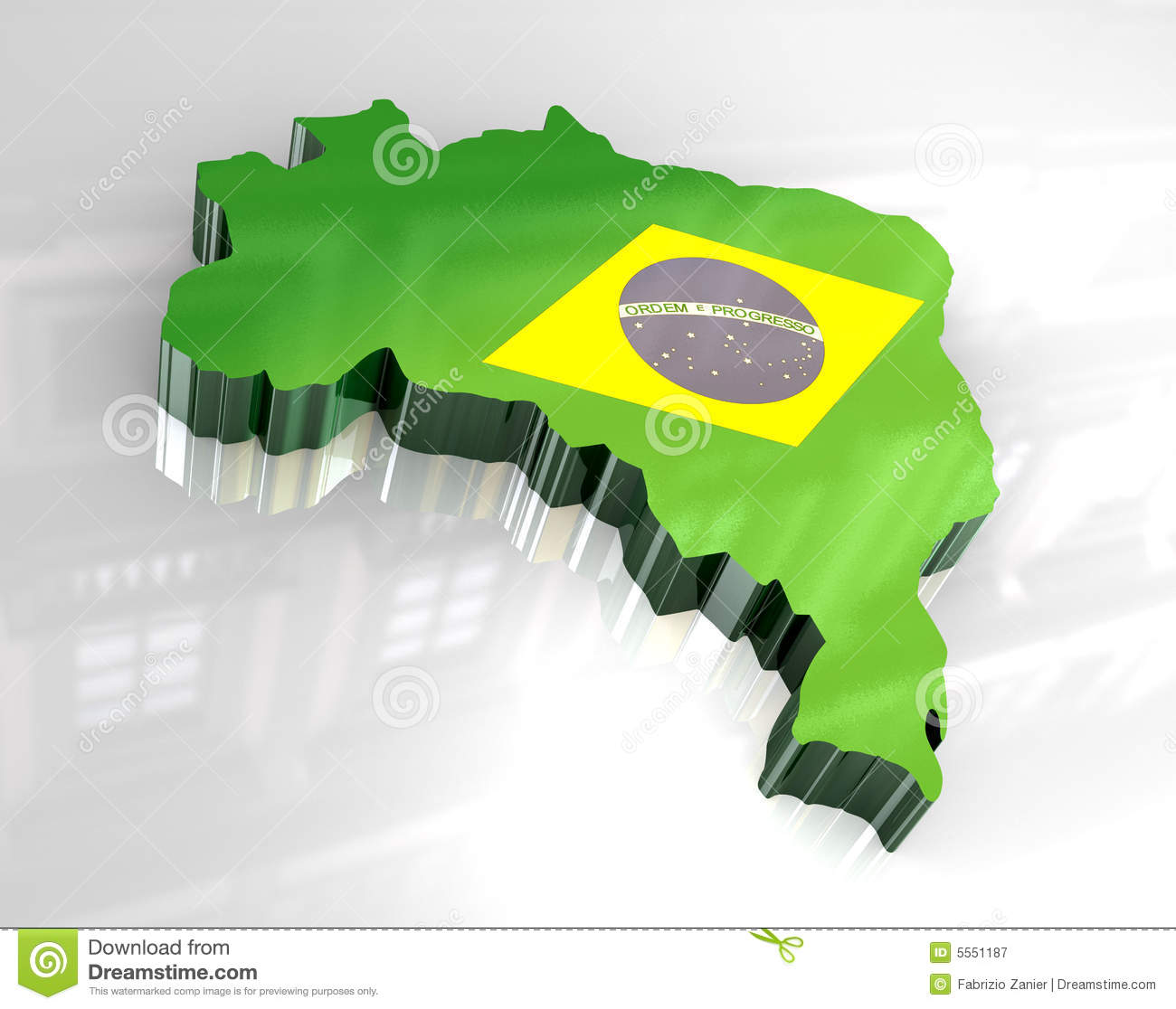 3d flag map of brazil royalty free stock photography American Flag Background Clip Art American Flag Clip Art Animated