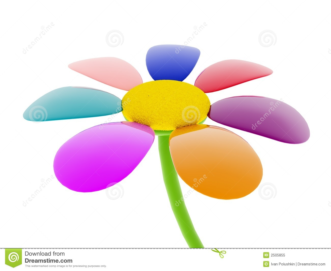 3d Flower Stock Photos, Images, & Pictures - 12,452 Images