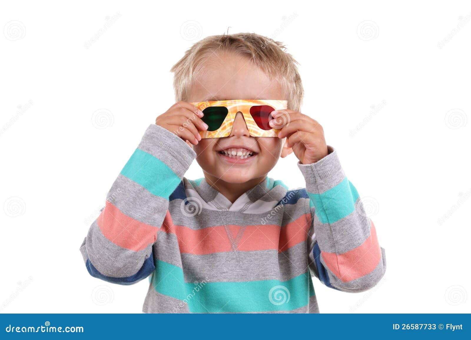 3D Glasses Stock Photos - Image: 26587733