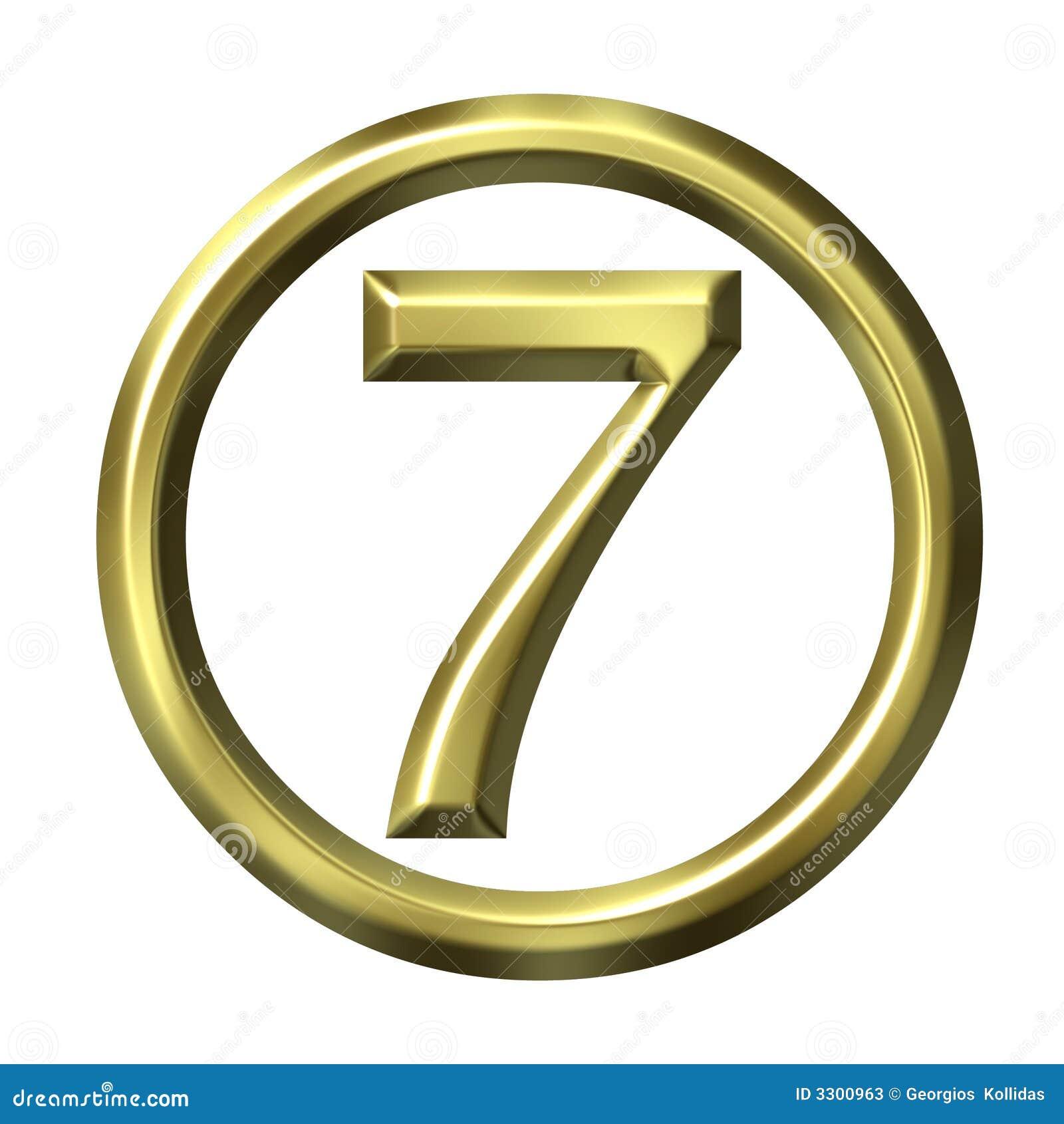 Goldene 7