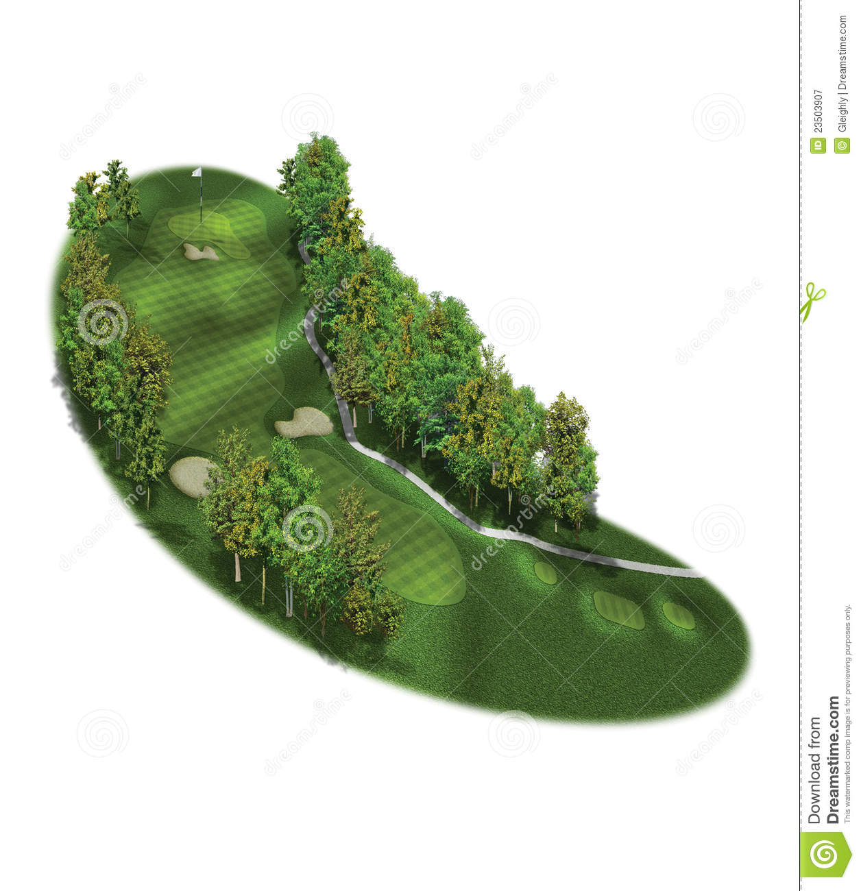 Golf Course Aerial View Stock Illustrations 43 Golf Course Aerial View Stock Illustrations Vectors Clipart Dreamstime