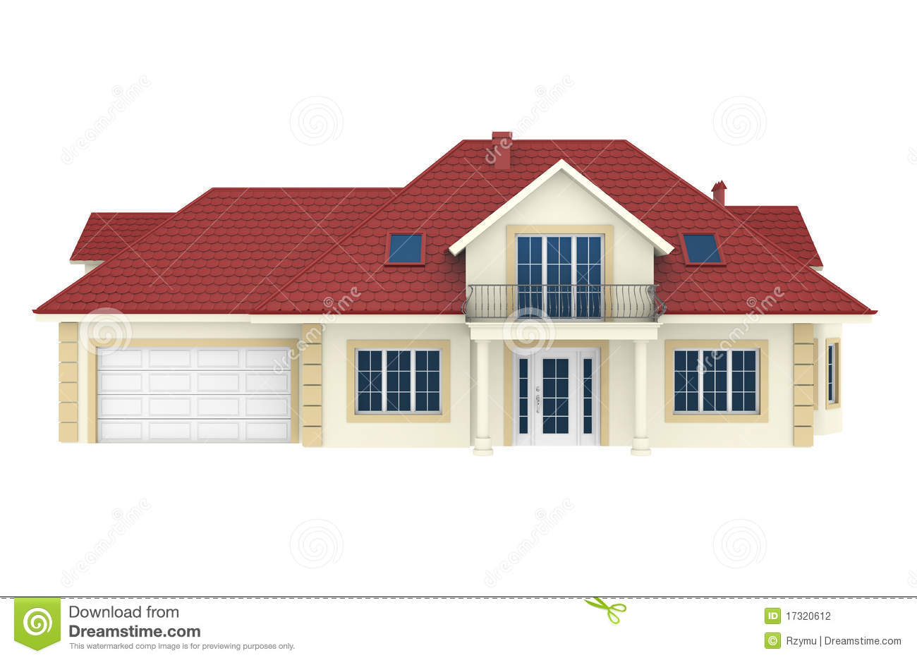 Newsouthclassics together with Stock Photography 3d House Isolated White Background Image17320612 together with Dream Holiday Home Design A Loft With Glass Ceiling also Maison De Vacances Rustique Lands likewise Watch. on modern cottage house plans