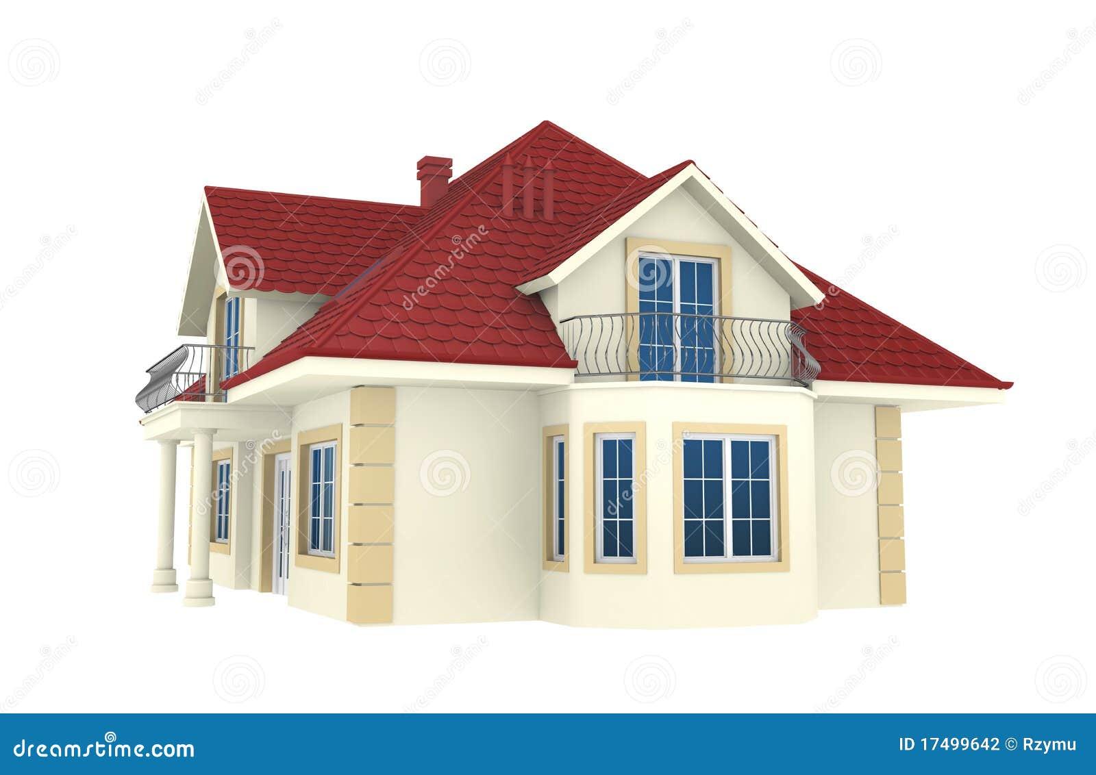Small villa design