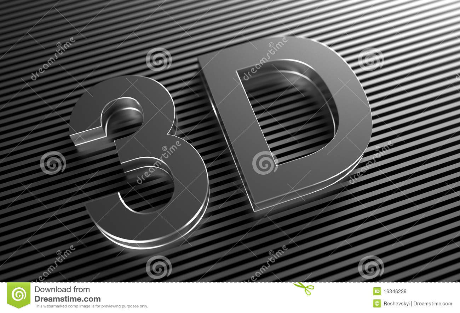3d ikony wideo