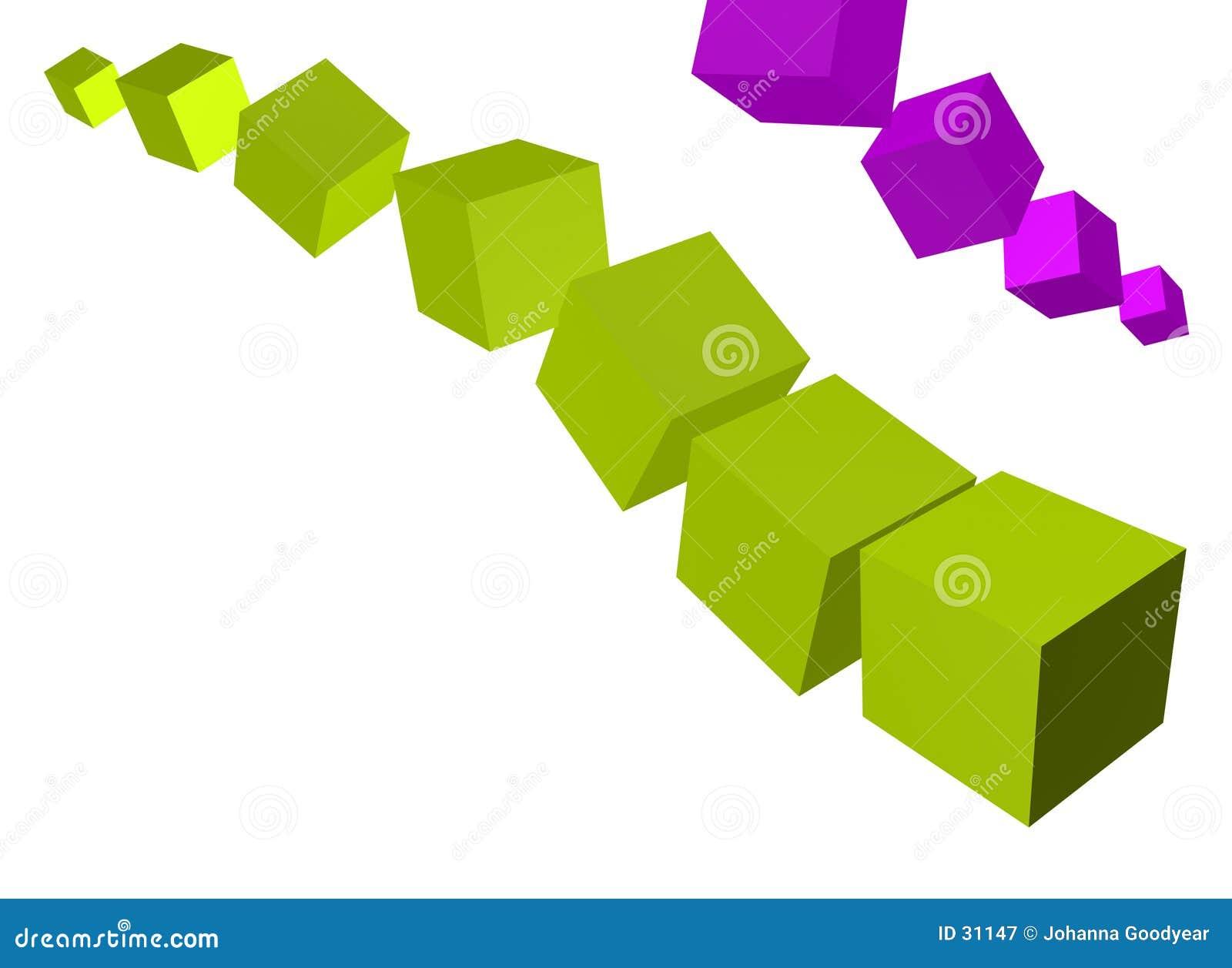 3D Kubussen