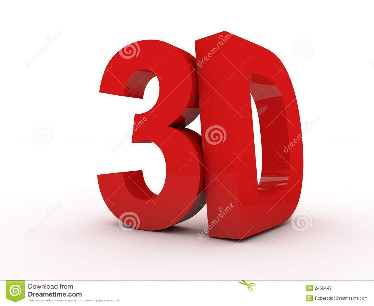 3d letters stock image image 24684491