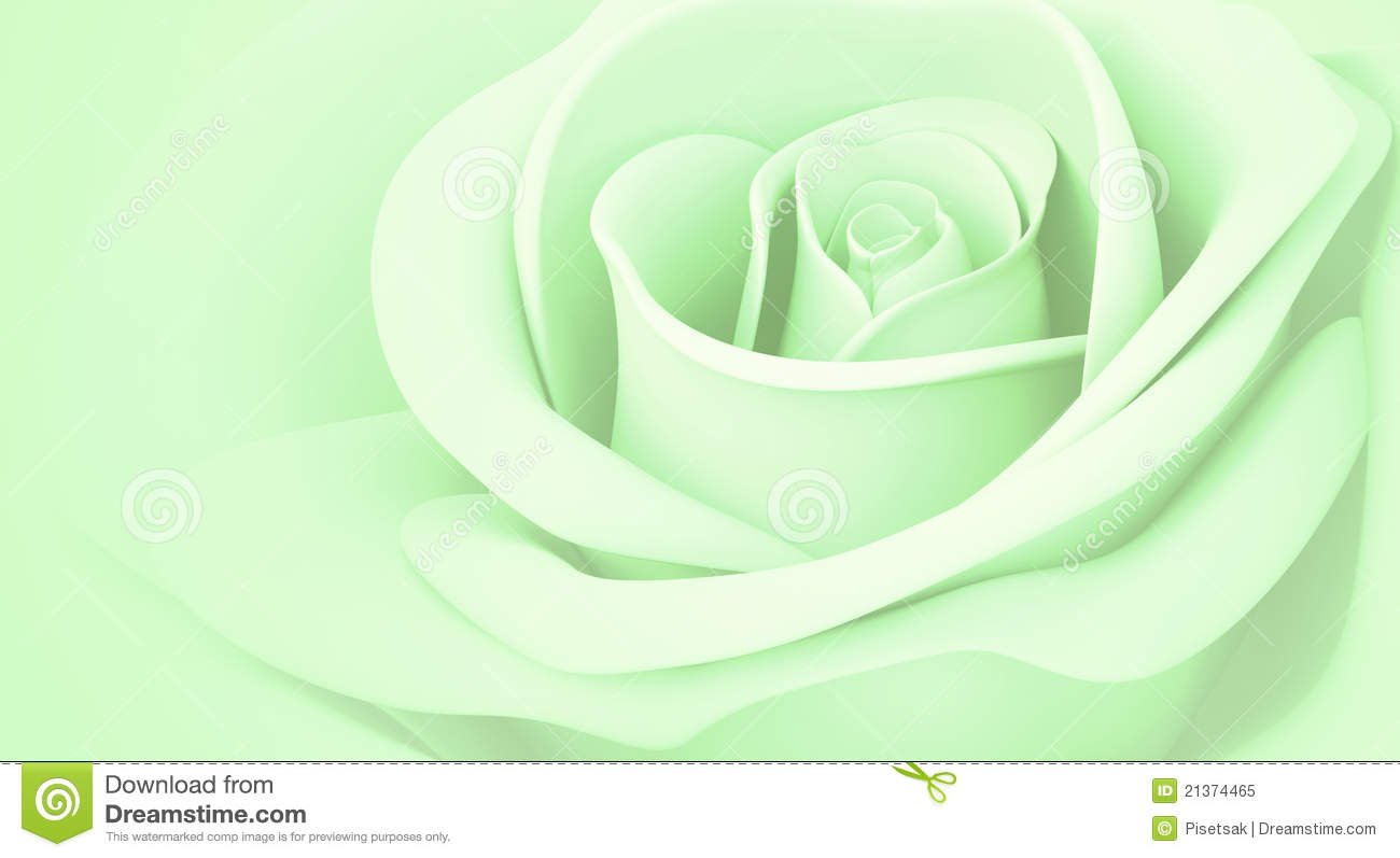 3d light green rose royalty free stock photo image 21374465 for Green colour rose images