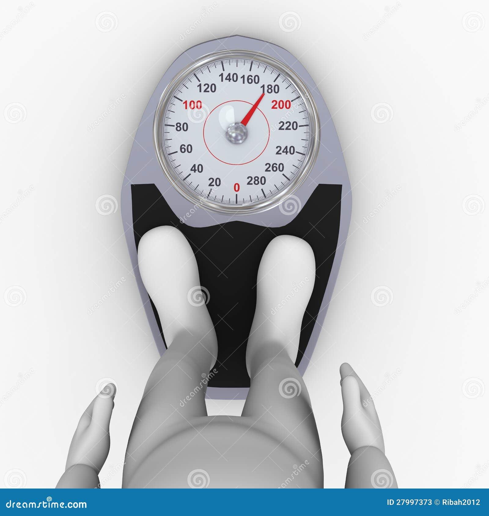 3d Man Feet On Bathroom Weight Scale Stock Photos - Image ...