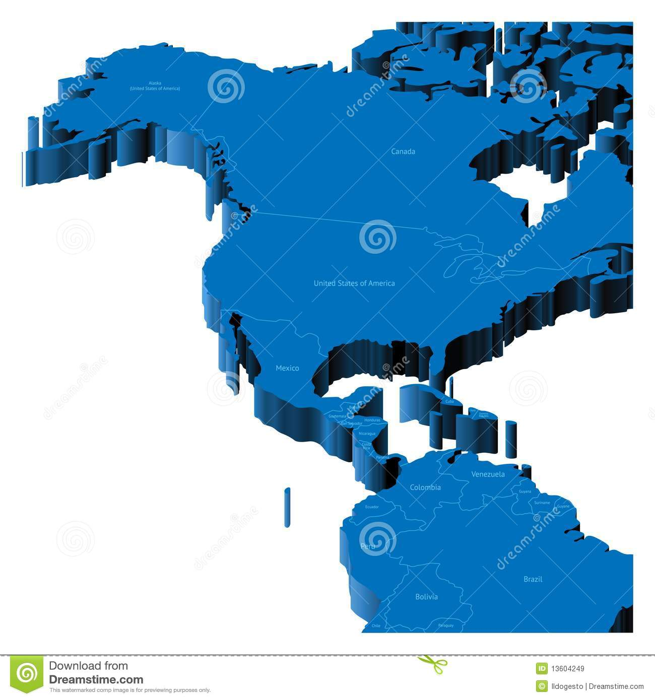 Usa Map With State Names Only On Usa Images Lets Explore All - 3d map usa states