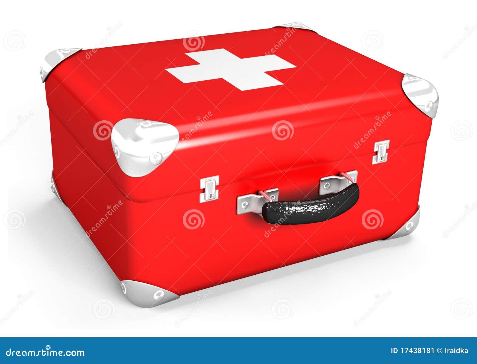 3d Medical Box Editorial Photo - Image: 17438181