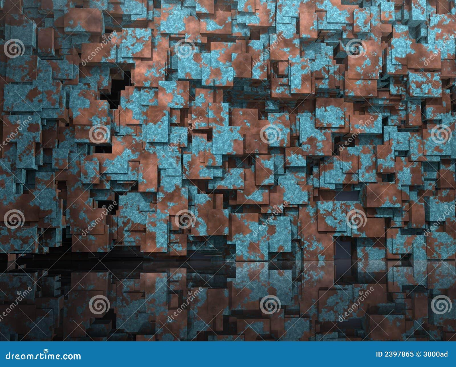 3D Model Background Royalty Free Stock Photo - Image: 2397865