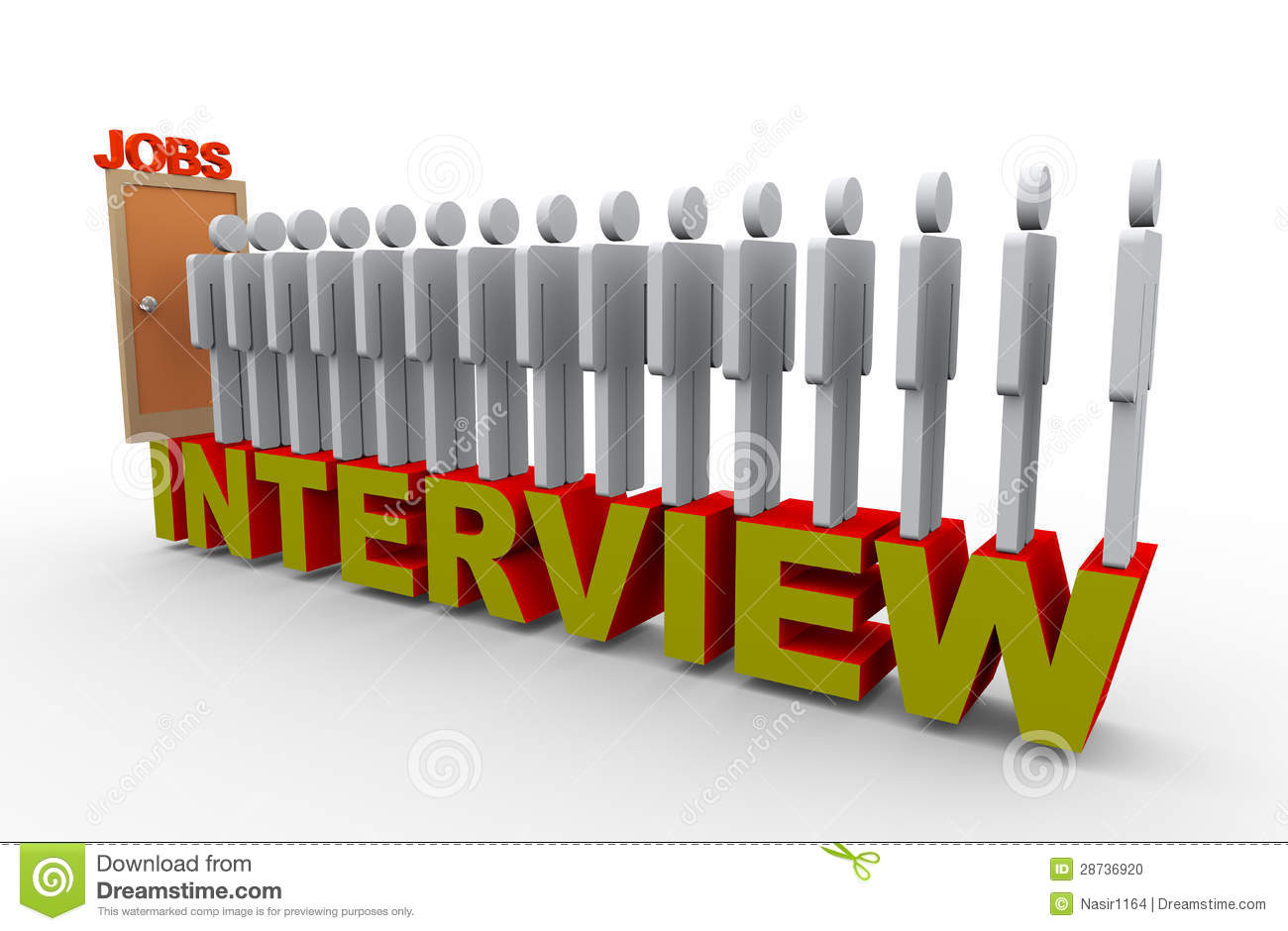 job selection royalty stock photo image 27008585 3d people job interview stock photo