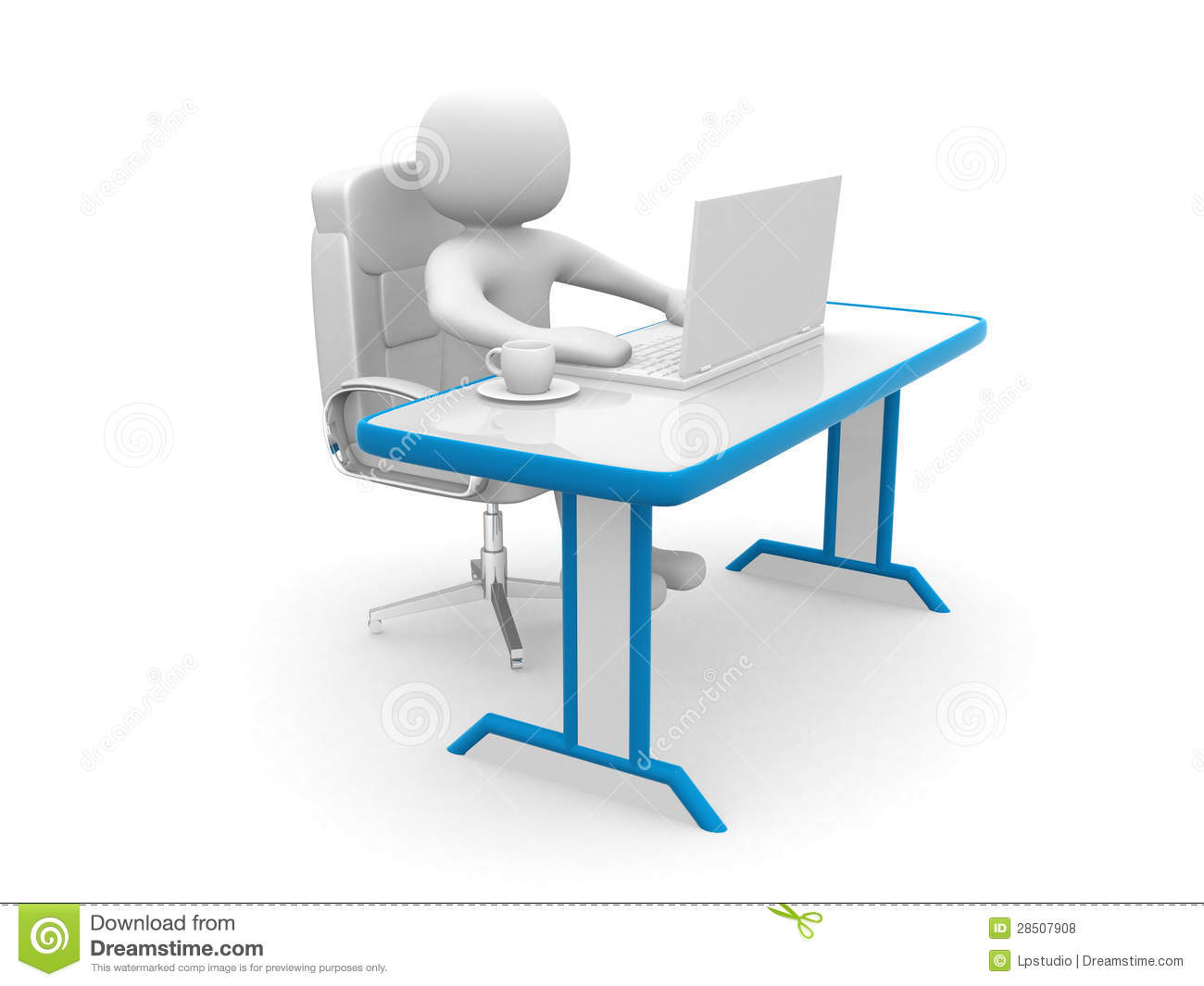 download working with