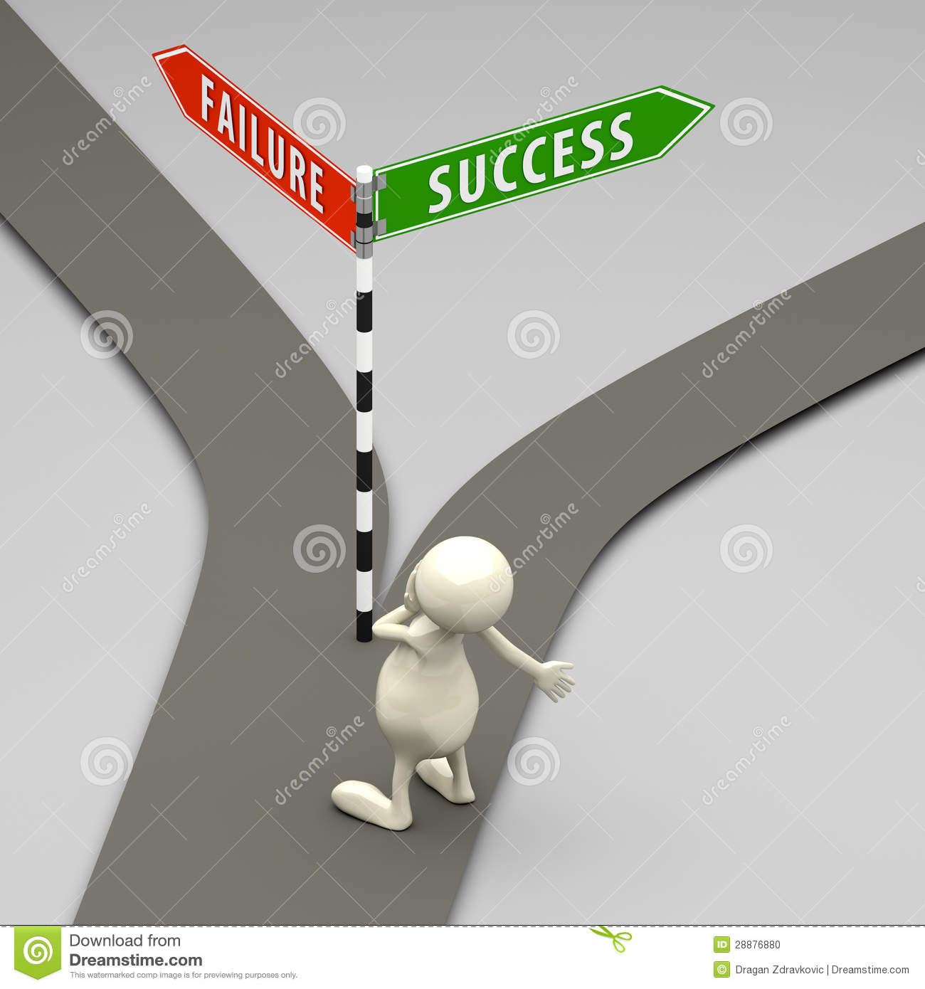 failure road to success Managing failure on the road to success: in the competitive arena of sales, and generally where people's activities are concerned, most of the emphasis is on recognizing and rewarding success.