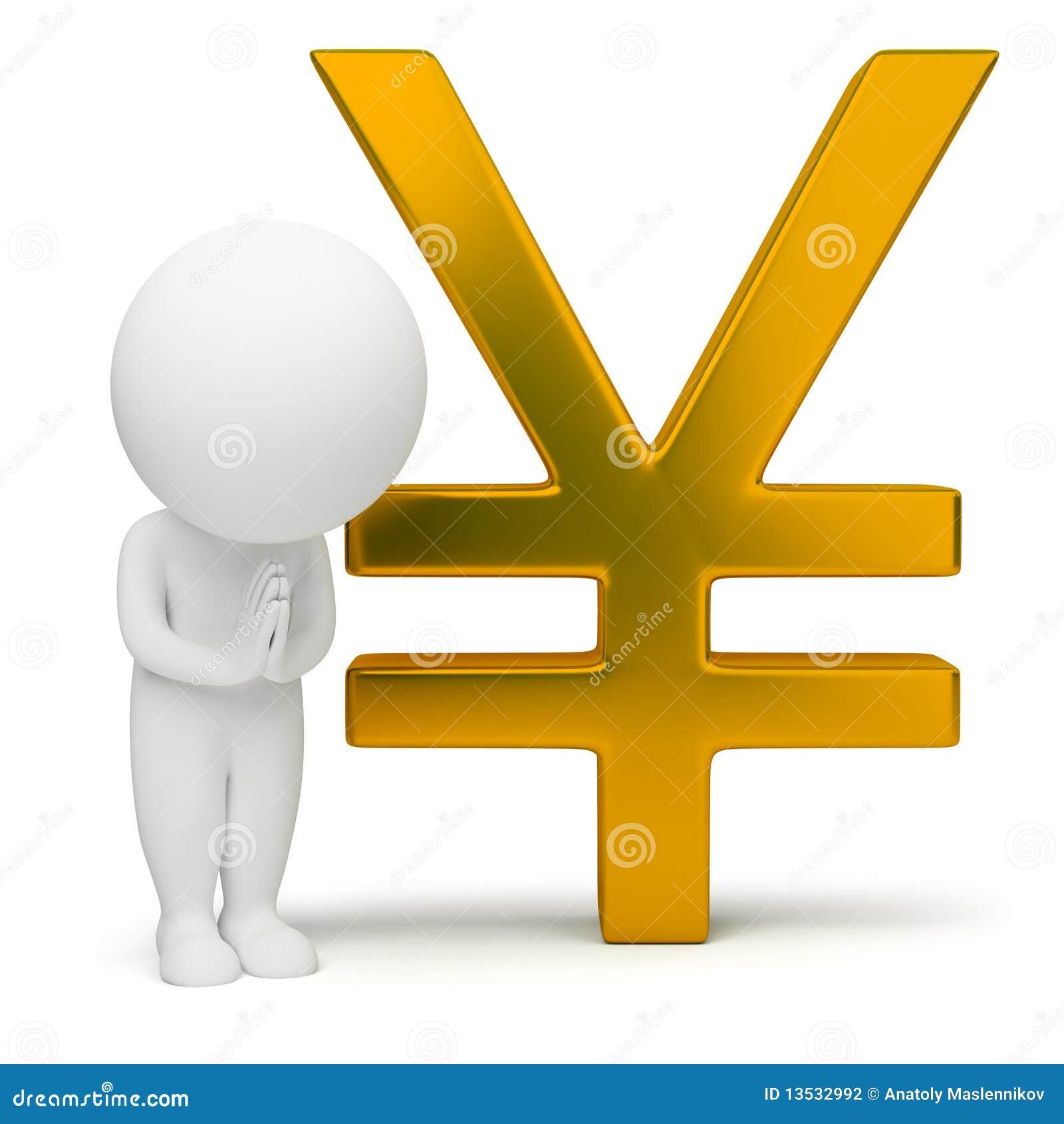 3d petits gens - signe de Yens