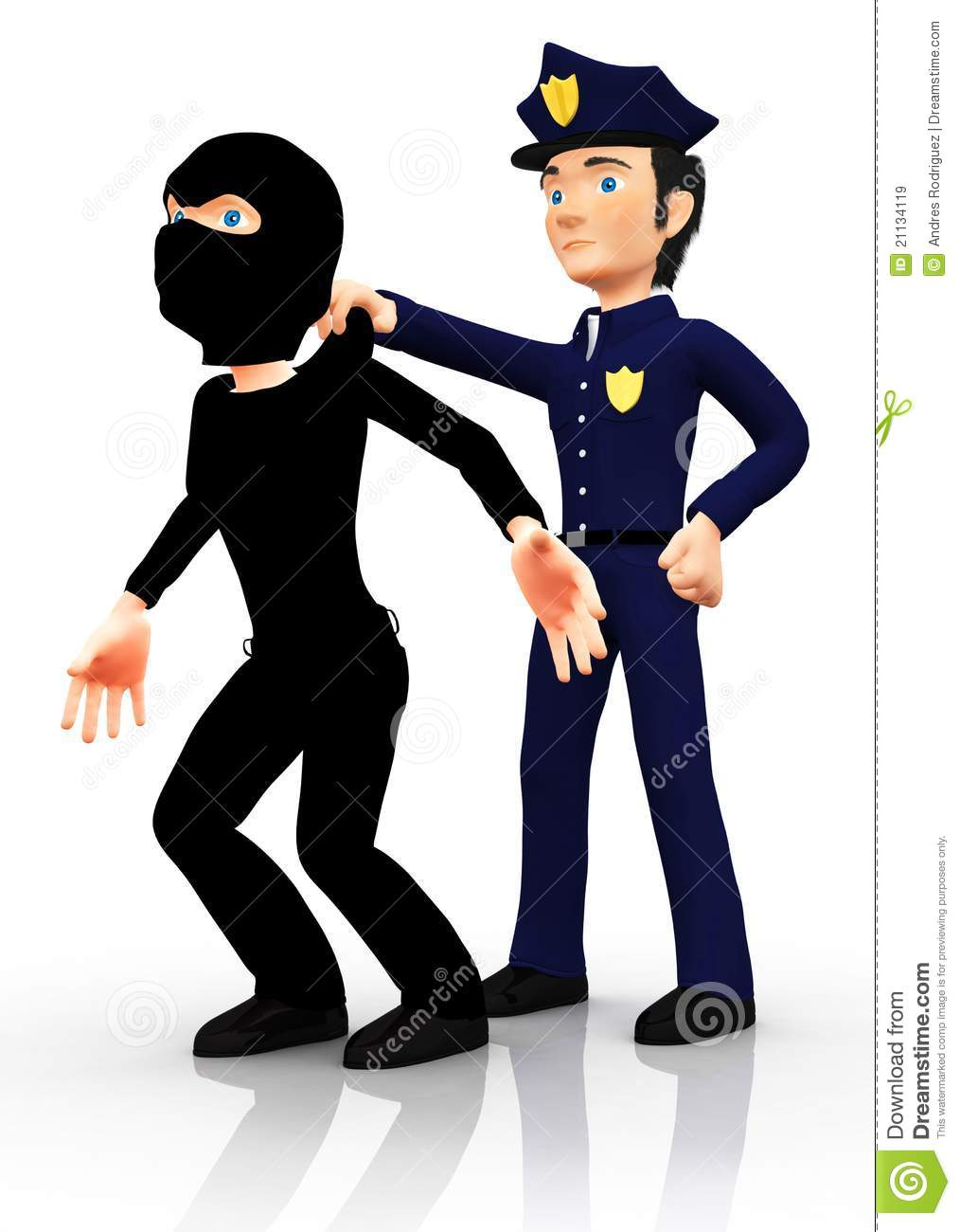 Gallery images and information  Someone Getting Arrested Clipart