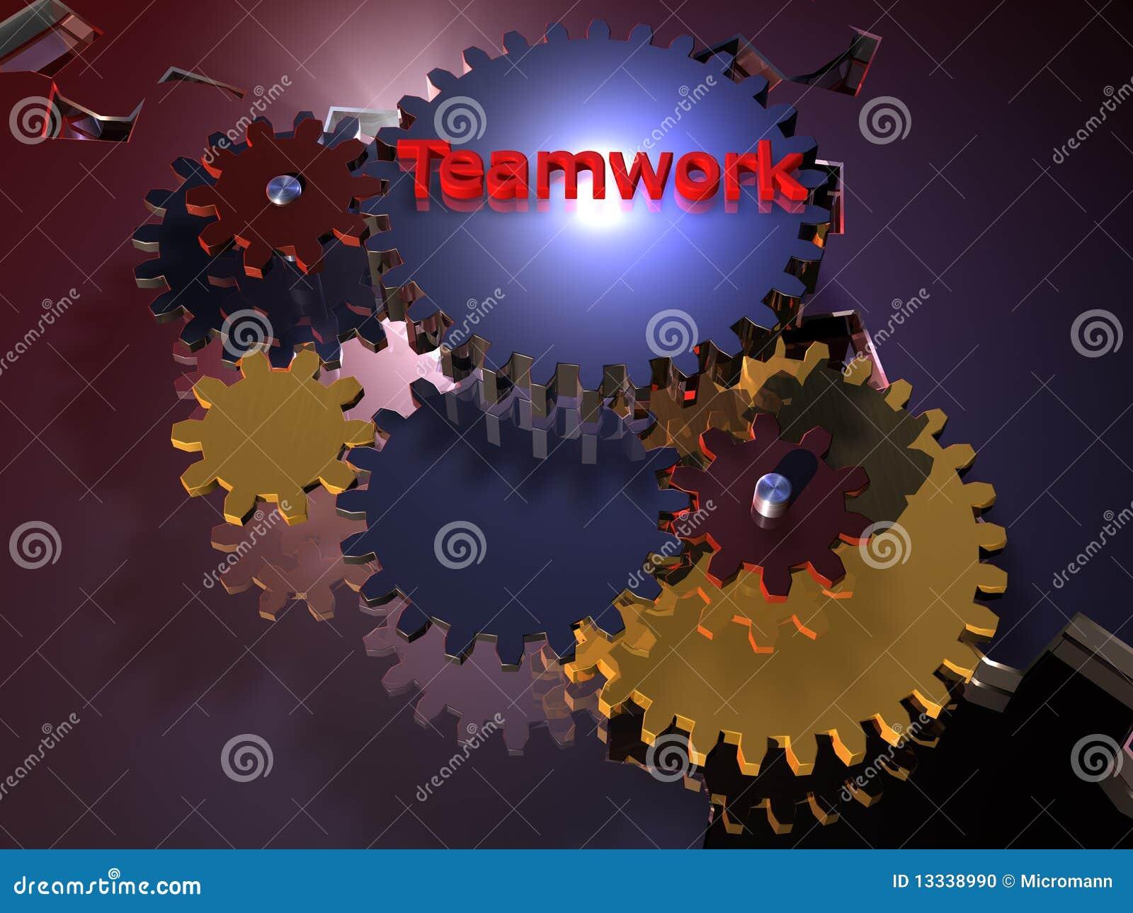 3d praca zespołowa