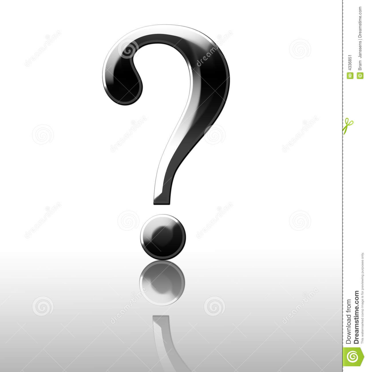 question stock image 3d question mark stock image image 4336851 2465