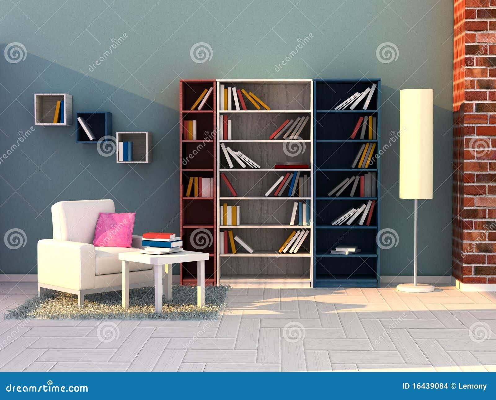 youth study room interior - photo #22