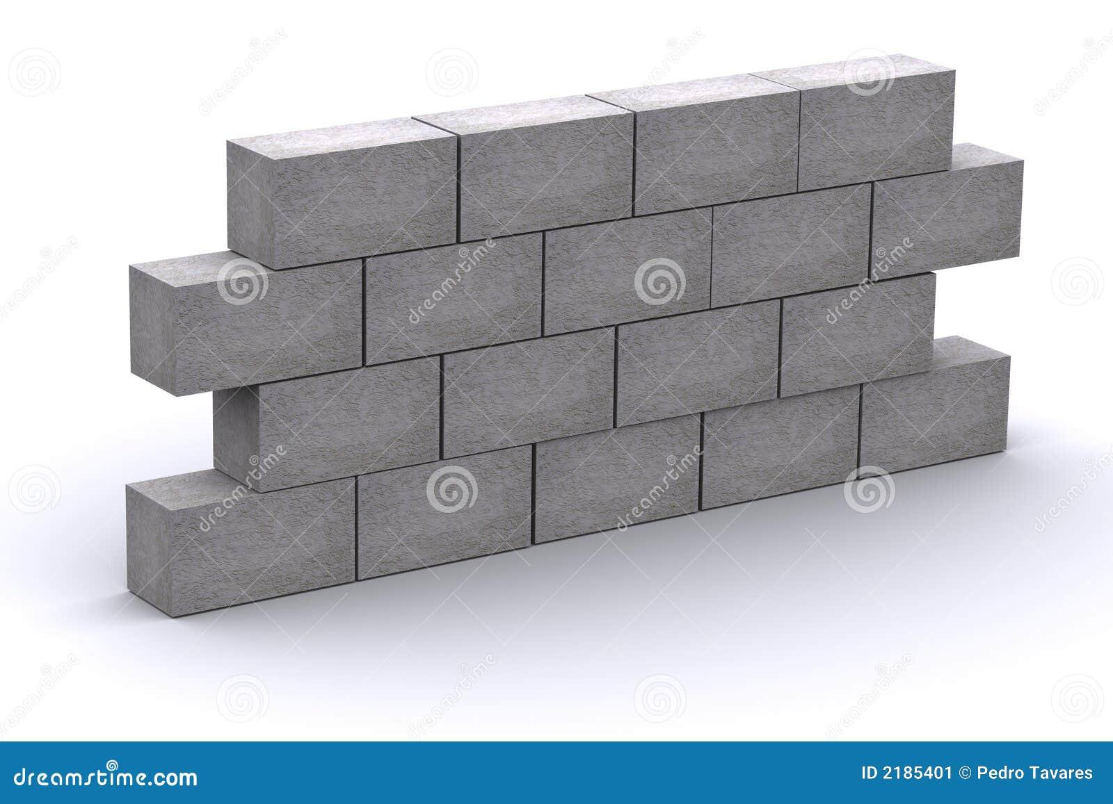 3d rindió la pared