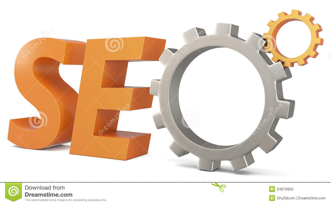 3d seo search engine gears royalty free stock images for 3d search engine