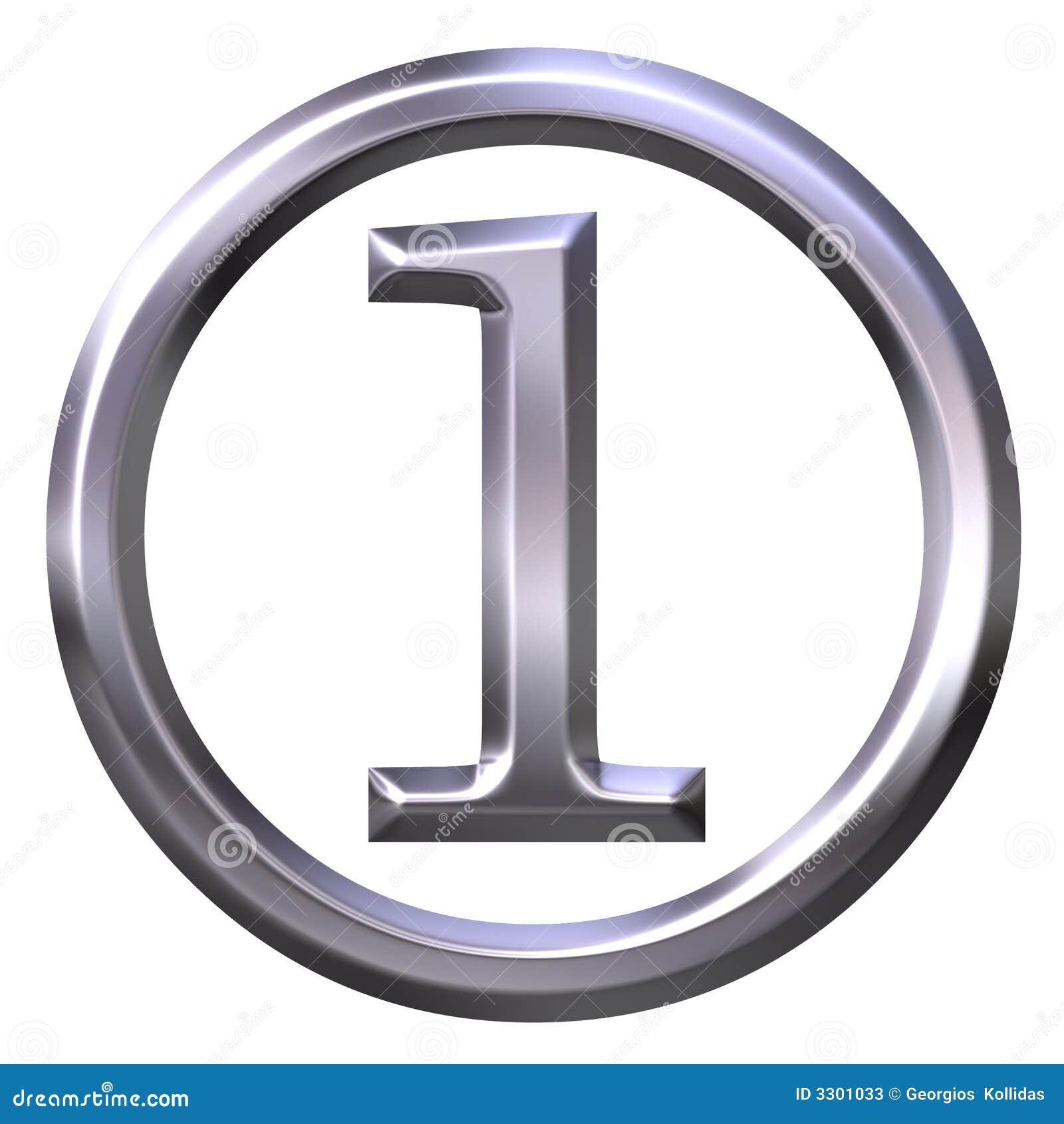 girls sterling silver number '1' pendant - Jo For Girls