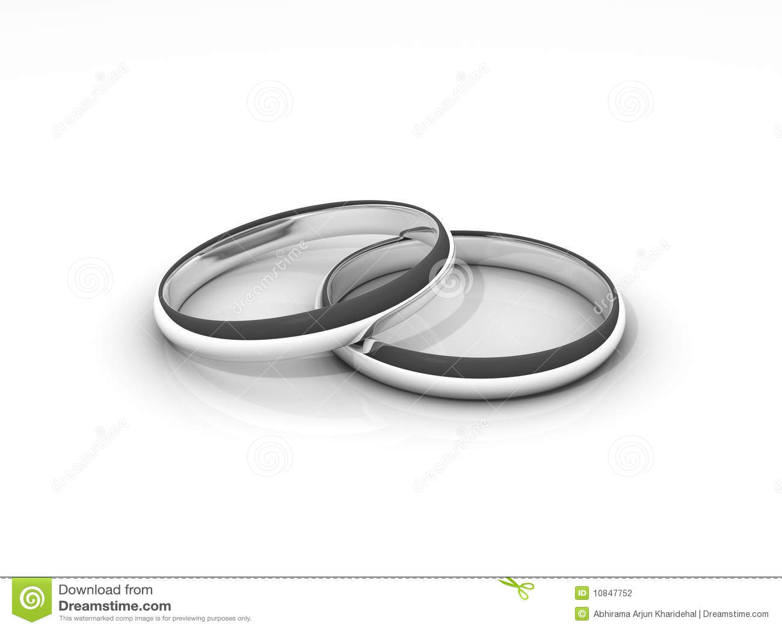 Silver Wedding Rings Clip Art Platinum Wedding Rings White Background