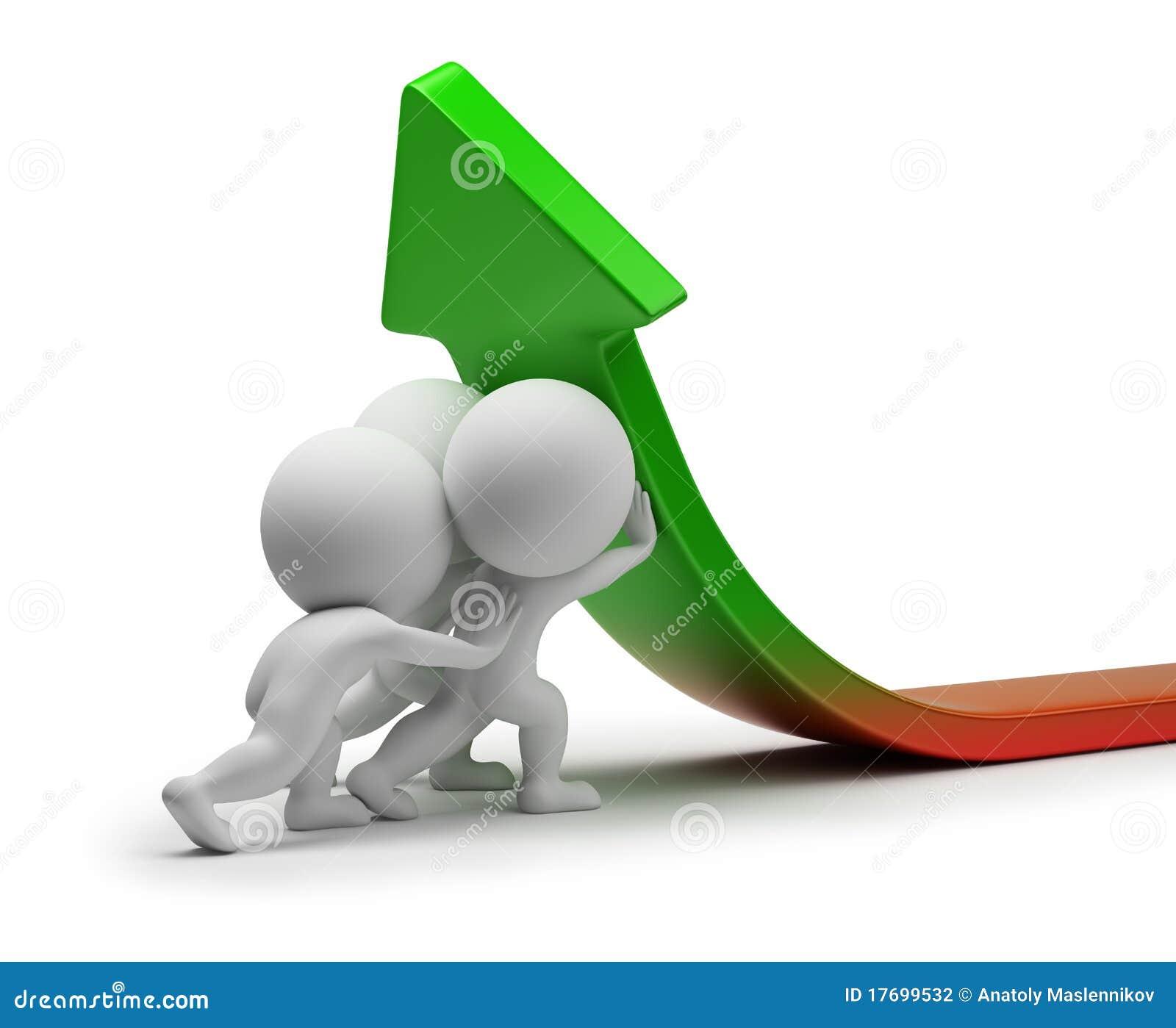 3d small people - statistics improvement