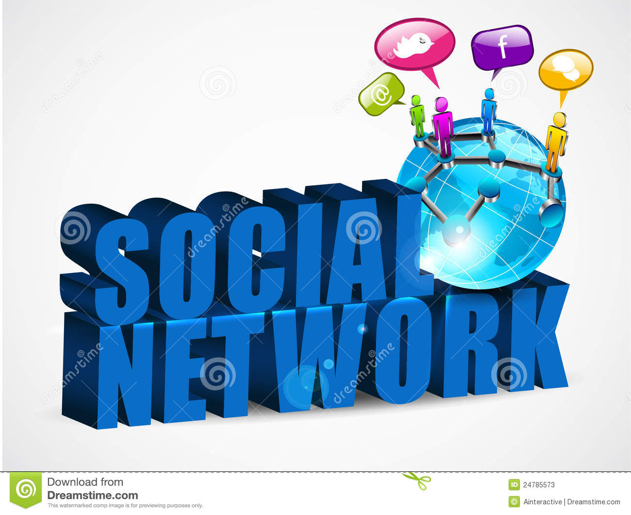 social networks that uses text Social media networks are changing our way of having relationships short text message or on the social network = internet platform on which people.