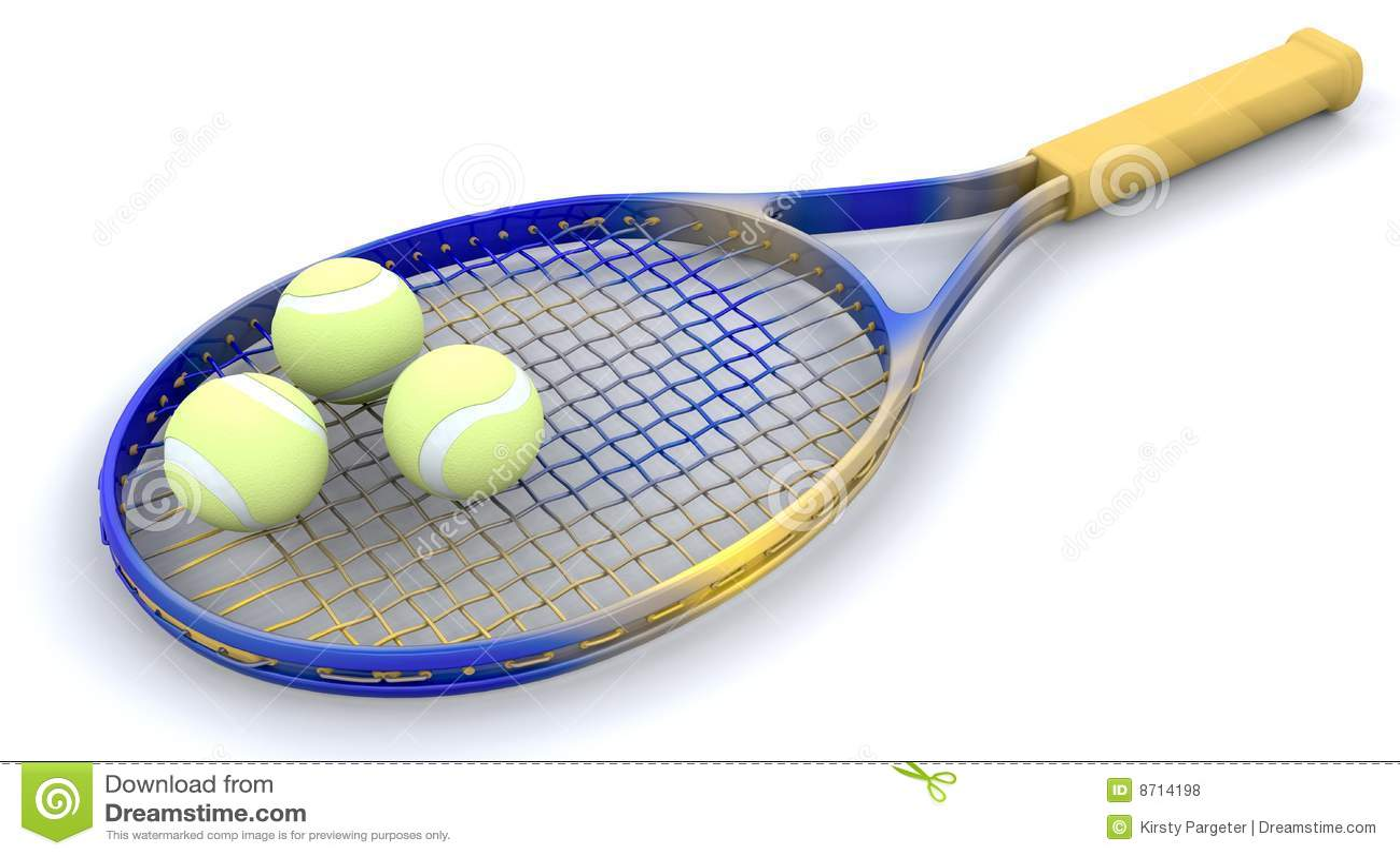 Tenis 3d