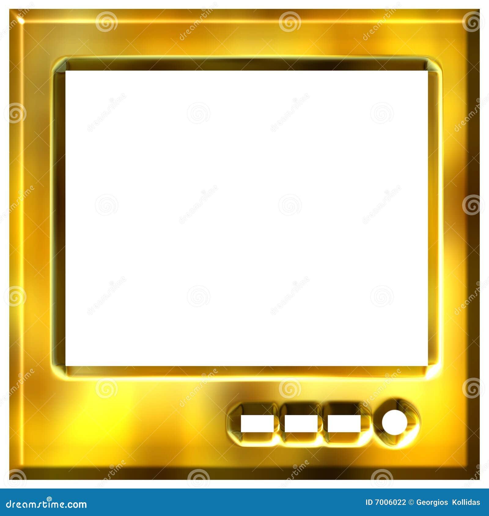 3D TV de oro