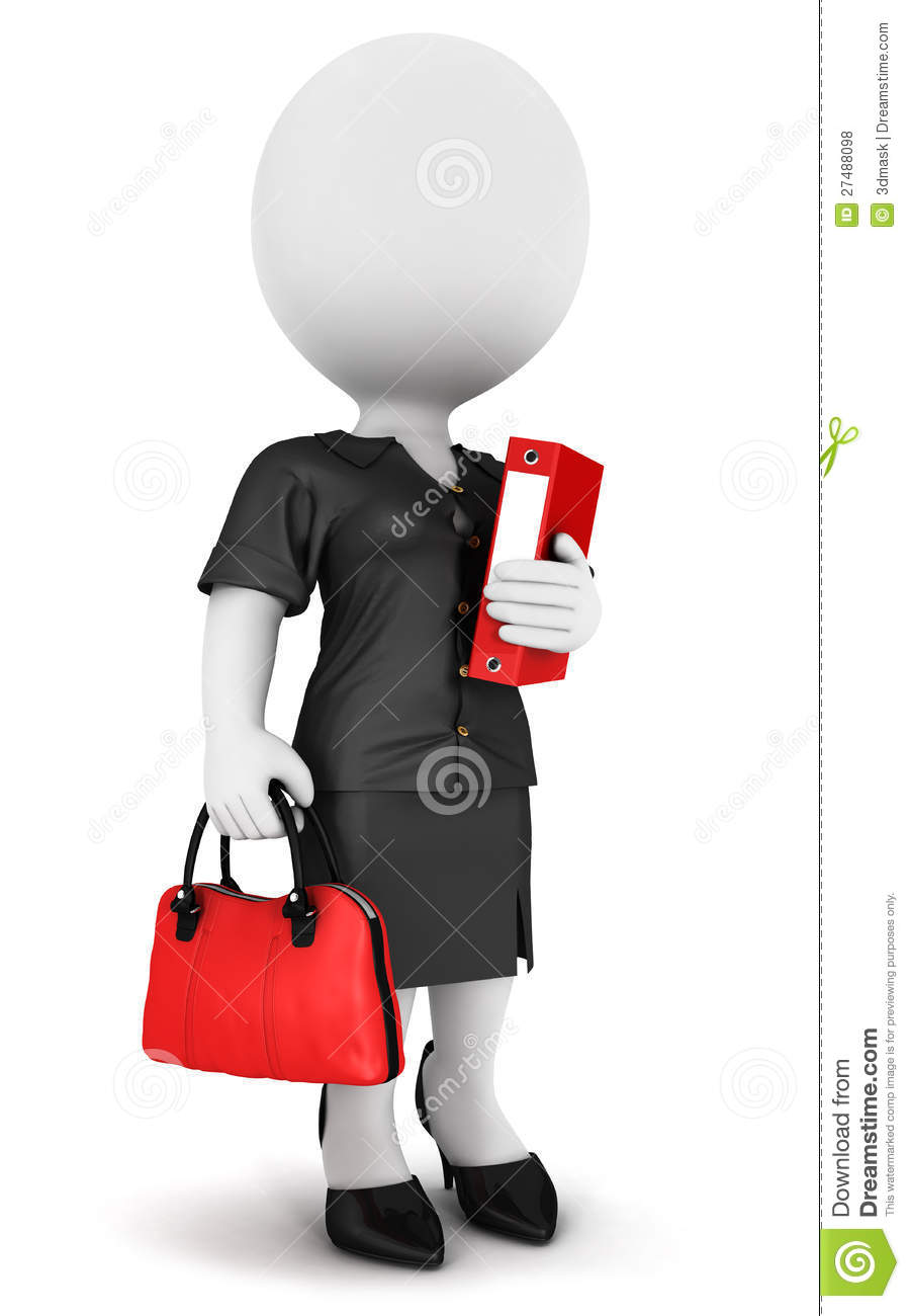 3d white people businesswoman royalty free stock photos Shopping Clip Art Shopping Graphics