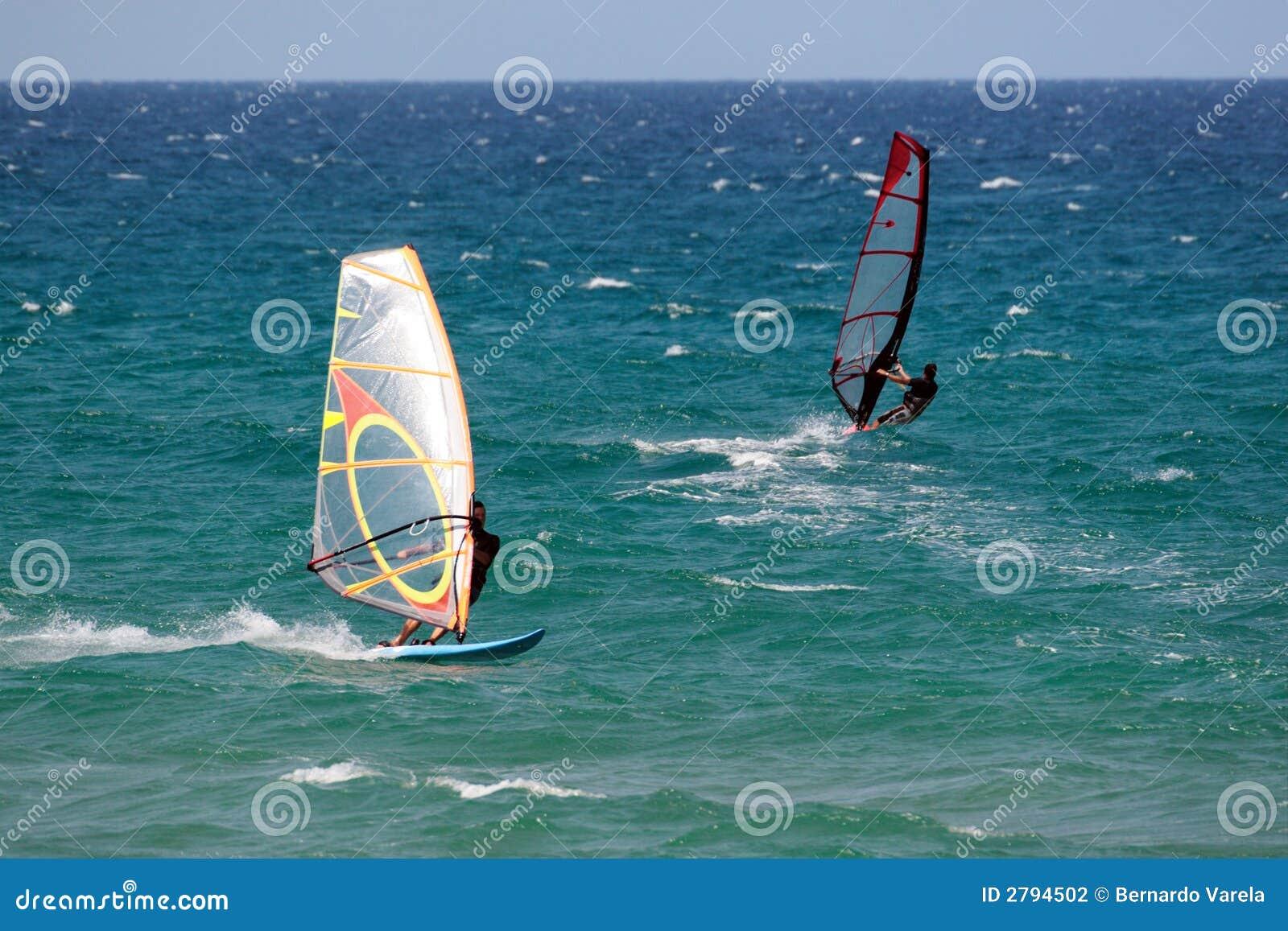 4风帆冲浪