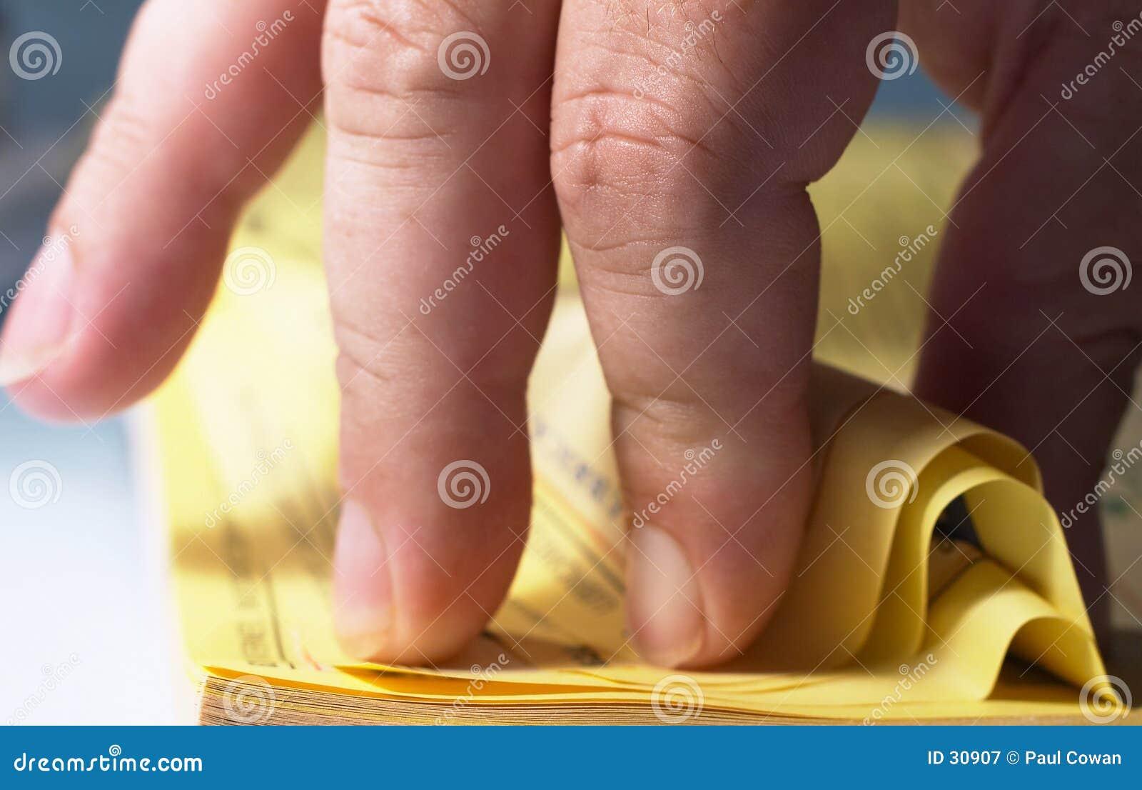 4 żółtej strony
