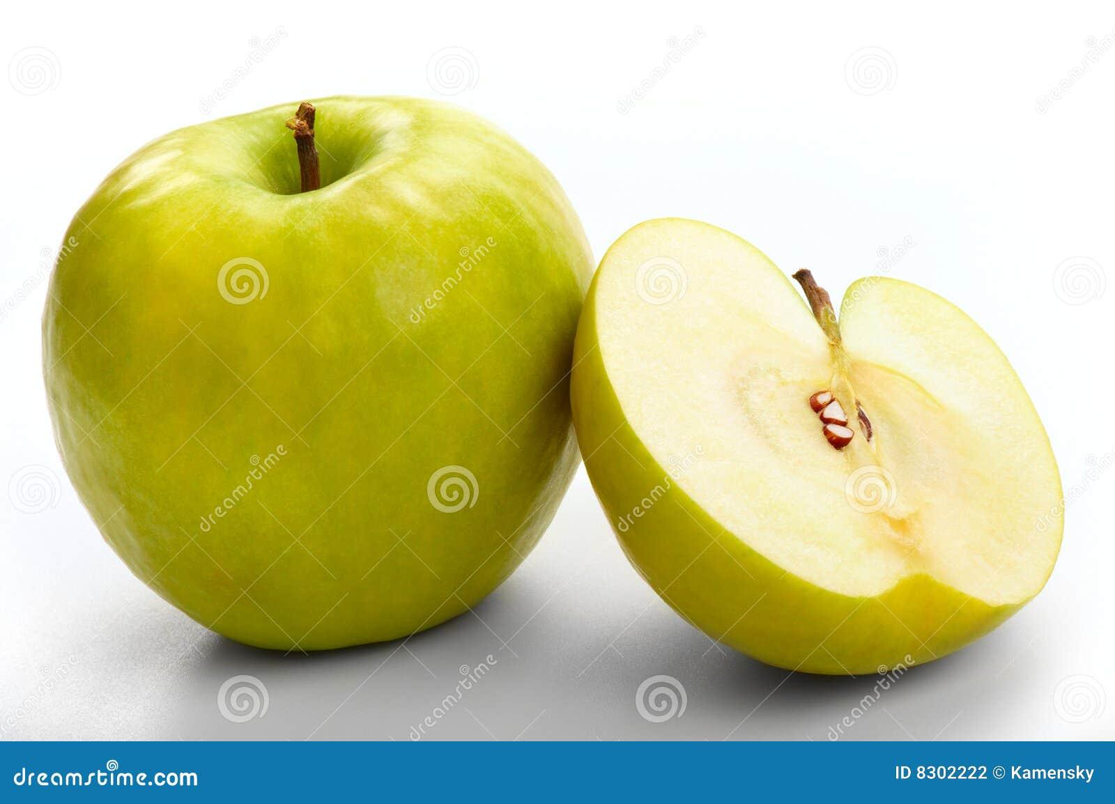 4 μήλα πράσινα