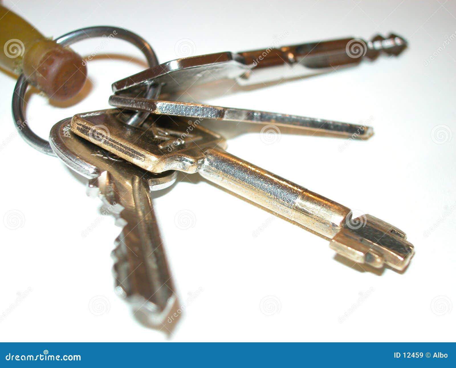 4 ключа