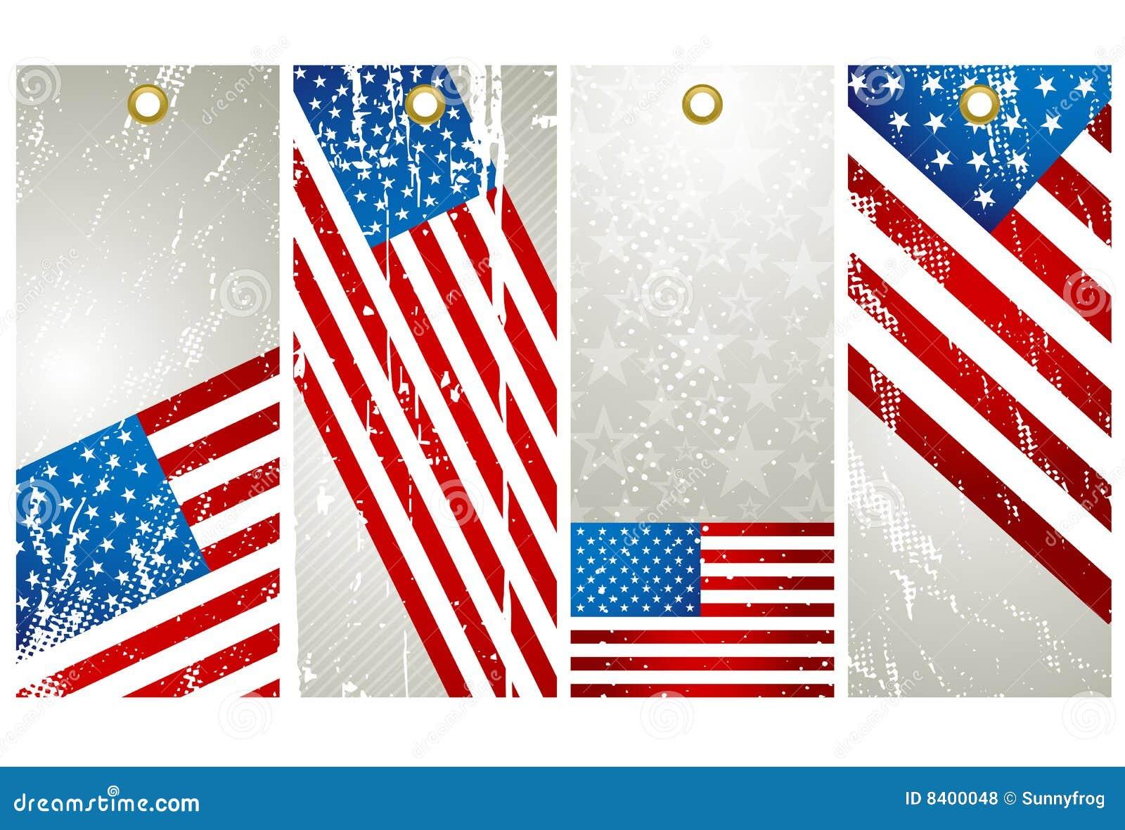 4 ярлыка США