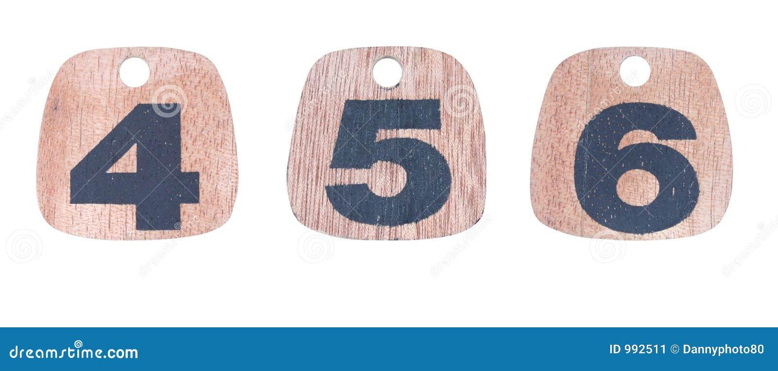4 5 6 tränummer