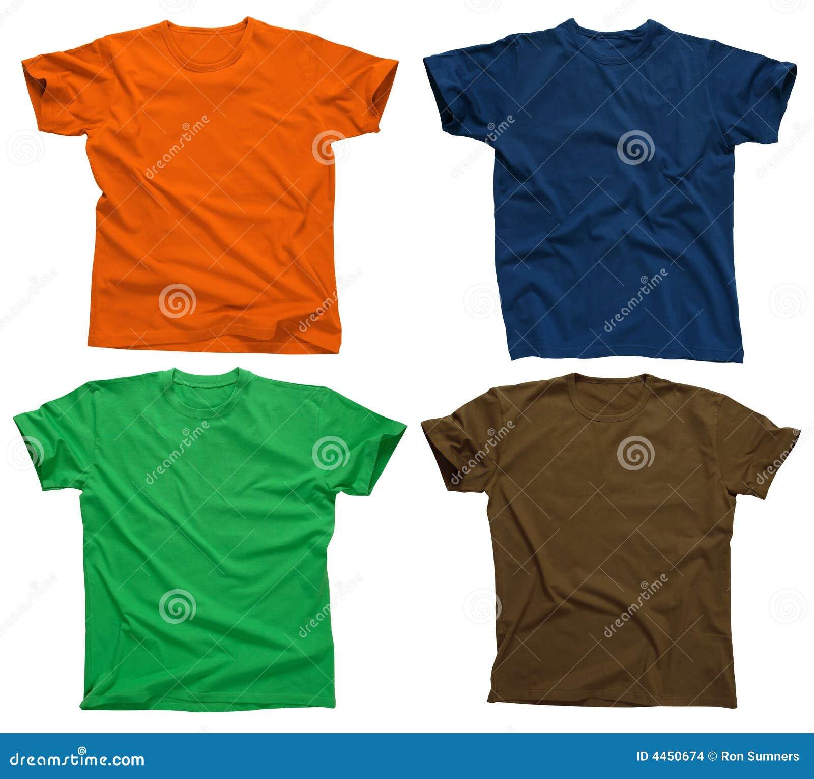 4 blanka skjortor t