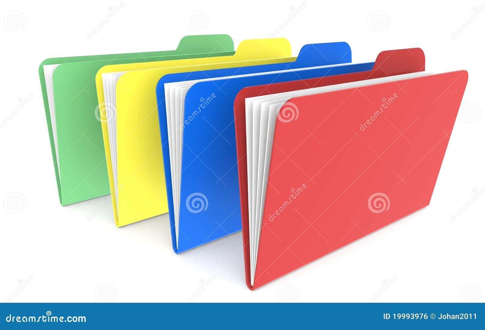 4 ficheros