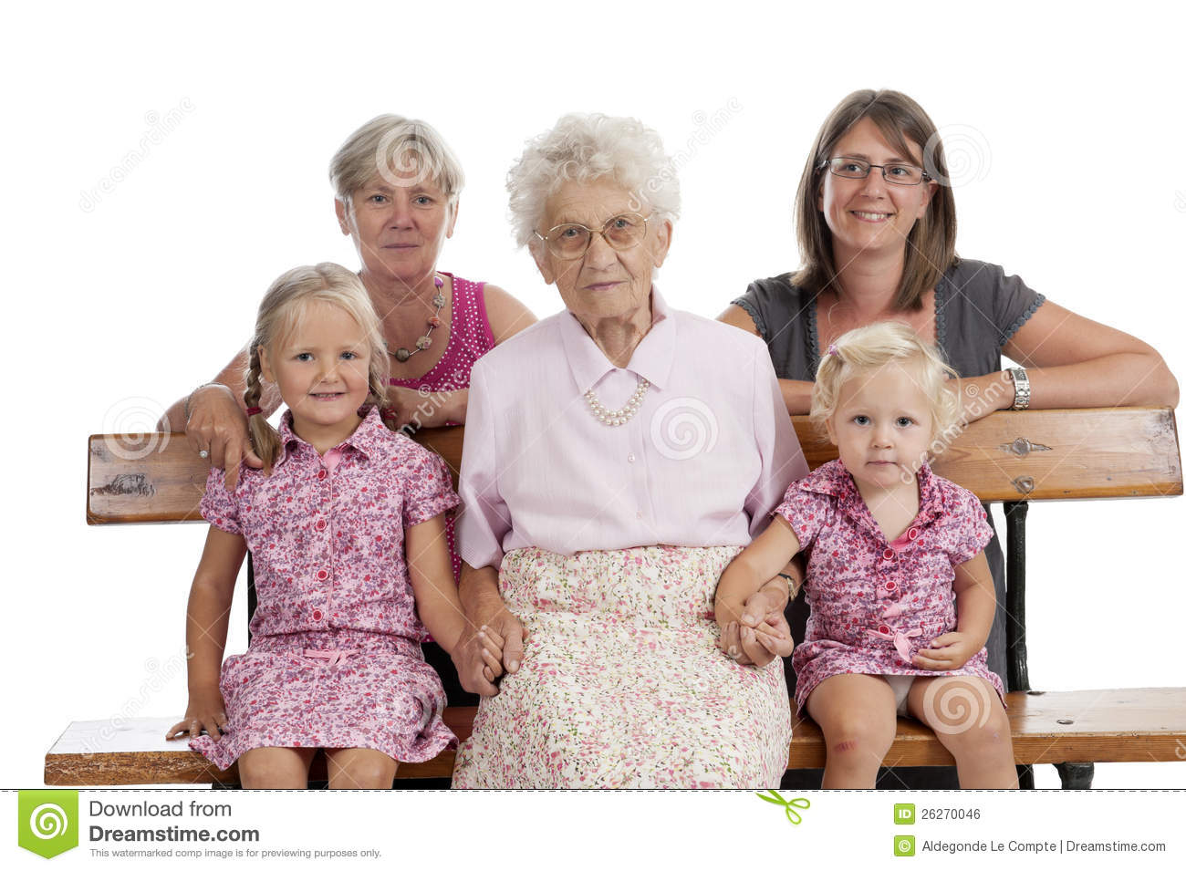 4 Generation Family Royalty Free Stock Image Image 26270046