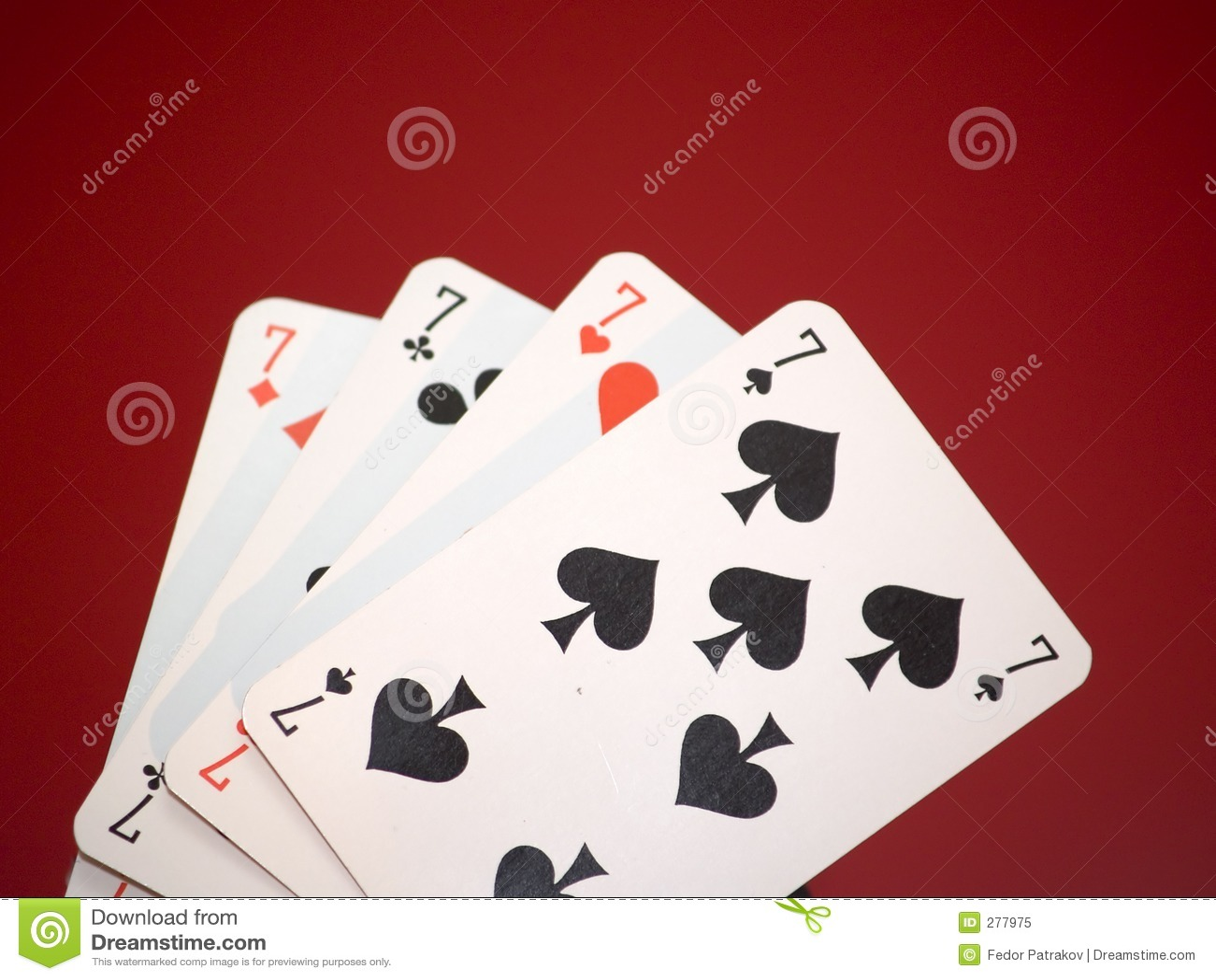 4 kort