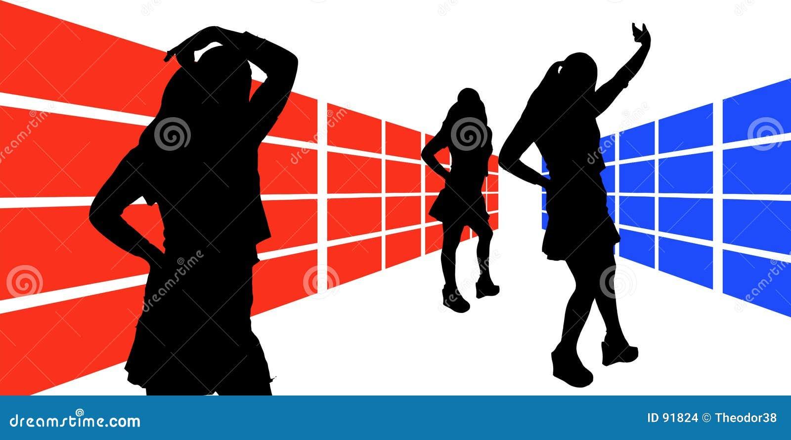 4 obrazkowa kobieta